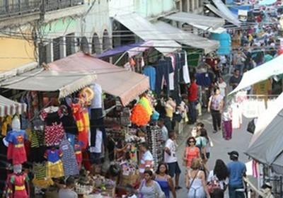 Vendas no comércio têm quarta alta seguida em novembro